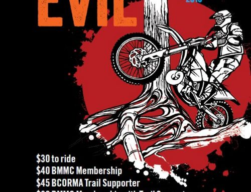 BMMC Route of All Evil Fun Ride this Sunday